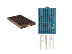 drawer jewelry organizer